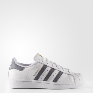 Superstar Shoes Cloud White / Onix / Gold Metallic S81016