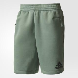 adidas Z.N.E. Shorts TRACE GREEN BS3591