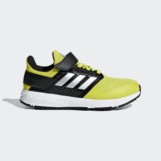 FortaFaito Schoenen Shock Yellow / Silver Metallic / Core Black F36103