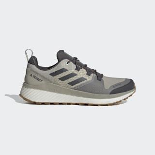 Sapatos de Caminhada Folgian Hiker GORE-TEX TERREX Feather Grey / Solid Grey / Green Tint EF0379