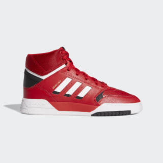 Drop Step Shoes Scarlet / Cloud White / Collegiate Gold EE5224