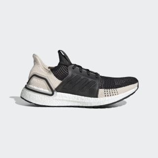 Ultraboost 19 Shoes Core Black / Linen / Crystal White G27506