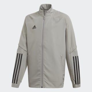 Condivo 20 Presentation Jacket Team Mid Grey / Black ED9242