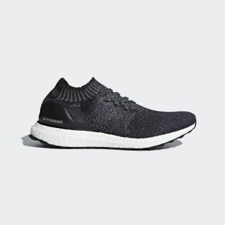 Ultraboost Uncaged Skor Carbon / Core Black / Grey Four DB1133