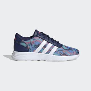 Lite Racer Shoes Dark Blue / Cloud White / Real Pink EE8563