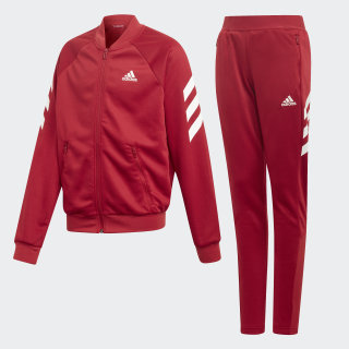 Track Suit Active Maroon / White ED4635