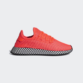 Deerupt Runner Shoes Solar Orange / Solar Orange / Cloud White D96721