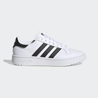 Sapatos Team Court Cloud White / Core Black / Cloud White EF6815