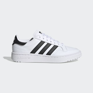 Team Court Shoes Cloud White / Core Black / Cloud White EF6815