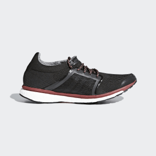 Chaussure Adizero Adios Core Black / Granite / Noble Maroon AC8517