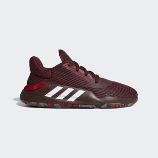 Pro Bounce 2019 Low Shoes Maroon / Cloud White / Active Maroon G26178