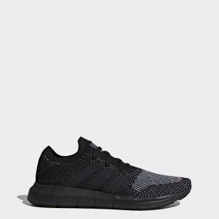 Calzado Swift Run Primeknit Core Black / Grey / Core Black CG4127