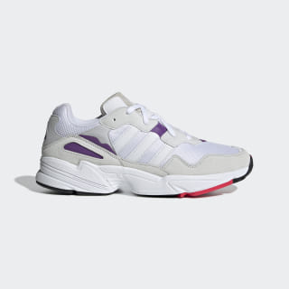 Zapatilla Yung-96 Ftwr White / Crystal White / Active Purple DB2601