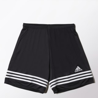 Shorts Entrada 14 BLACK/WHITE F50632