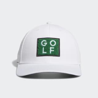Golf Turf Hat White FI3076