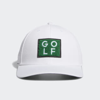 Golf Turf Hat White FI3076