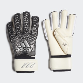 Guantes portero Classic League White / Black / Silver Metallic FH7300