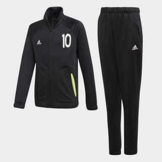 Messi Tracksuit Black / Solar Yellow / Black / Black ED5724