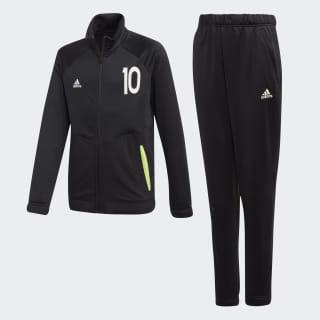 Messi Trainingsanzug Black / Solar Yellow / Black / Black ED5724