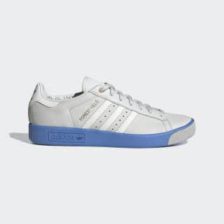 Кроссовки Forest Hills crystal white / cloud white / real blue EE5741