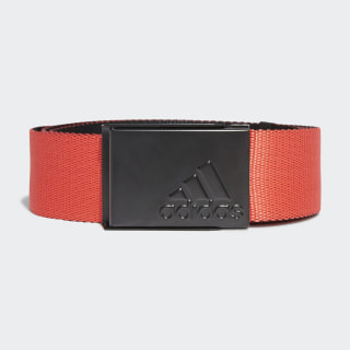 Reversible Web Belt Real Coral FI3017