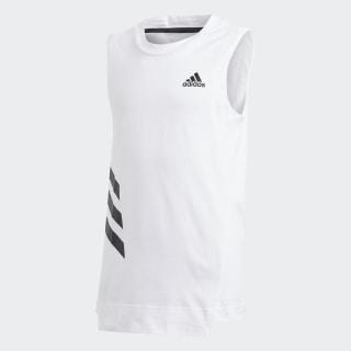 Camiseta de tirantes XFG White / Black FM4823