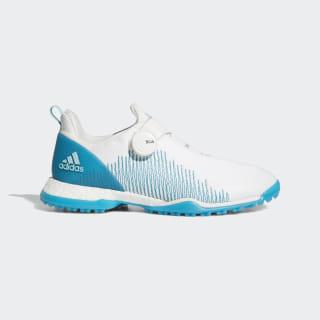 Chaussure Forgefiber Boa Cloud White / Active Teal / Blue Spirit G26224