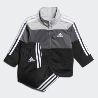 Colorblock Jacket Set Black CL8315