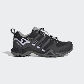 TERREX Swift R2 GORE-TEX Wanderschuh Core Black / Solid Grey / Purple Tint EF3363