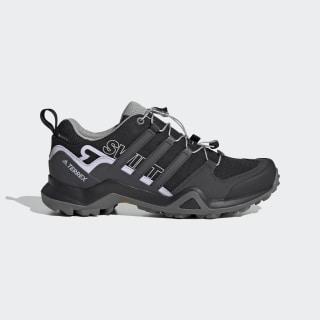 Terrex Swift R2 GORE-TEX Hiking Shoes Core Black / Solid Grey / Purple Tint EF3363