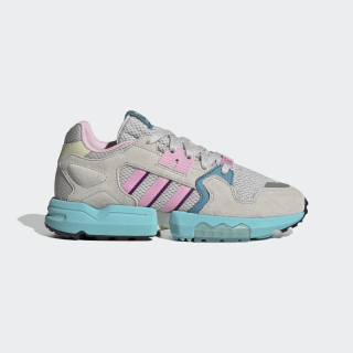 Кроссовки ZX Torsion Grey One / Grey Two / True Pink EF4379