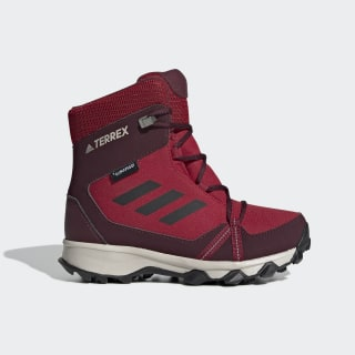 Ботинки TERREX Snow CP CW active maroon / core black / maroon G26588