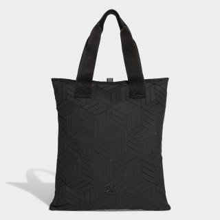 3D Shopper Bag Black DY2969