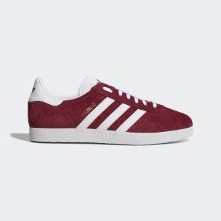 Gazelle Shoes Collegiate Burgundy / Ftwr White / Ftwr White B41645