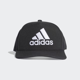 H90 Logo Hat Black / Black / White DZ8958
