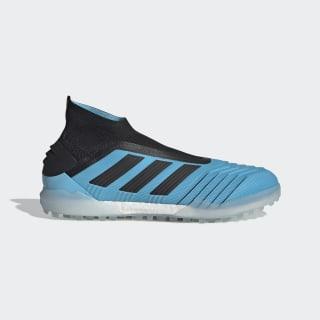 Zapatos de Fútbol Predator TAN 19+ Césped Artificial Bright Cyan / Core Black / Solar Yellow F35625
