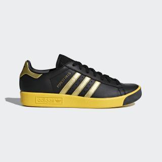 Forest Hills Shoes Core Black/Gold Metallic/Eqt Yellow CQ2084