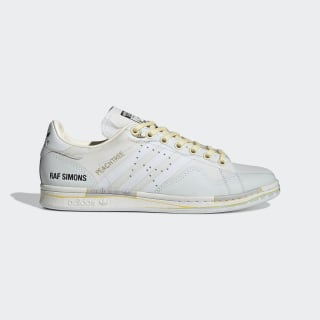 Tênis Stan Smith Peach Raf Simons Light Sand / Ftwr White / Core White EE7952