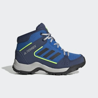 Terrex Hyperhiker Hiking Shoes Glory Blue / Core Black / Signal Green EF2423