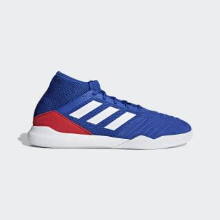 Футбольные кроссовки Predator 19.3 TR bold blue / ftwr white / active red BB9086