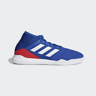 Predator 19.3 Shoes Bold Blue / Cloud White / Active Red BB9086