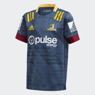 Highlanders Home Jersey Mineral Blue ED7951
