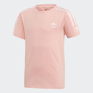 T-shirt New Icon Glory Pink / White FM5643