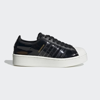 Superstar Bold Schuh Core Black / Core Black / Off White FW8423