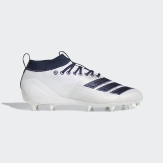 Adizero 8.0 Cleats Cloud White / Collegiate Navy / Noble Indigo F35184