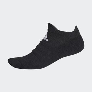Meias Alphaskin Low Black / White / Black FK0967