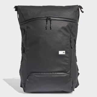 4CMTE Mega Backpack Black / Black / White DY4893