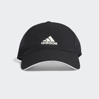 AEROREADY Beyzbol Şapkası Black / White / White FK0877
