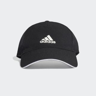 Jockey Béisbol AEROREADY Black / White / White FK0877