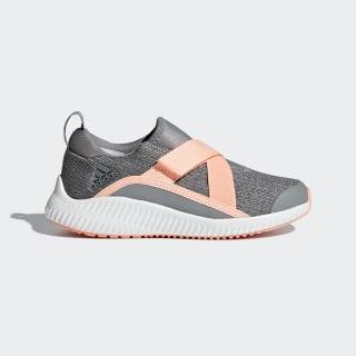 FortaRun X Shoes Grey Three / Clear Orange / Aero Green AH2475